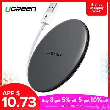 Ugreen Wireless Charger 10W 7.5W Qi Wireless Charging