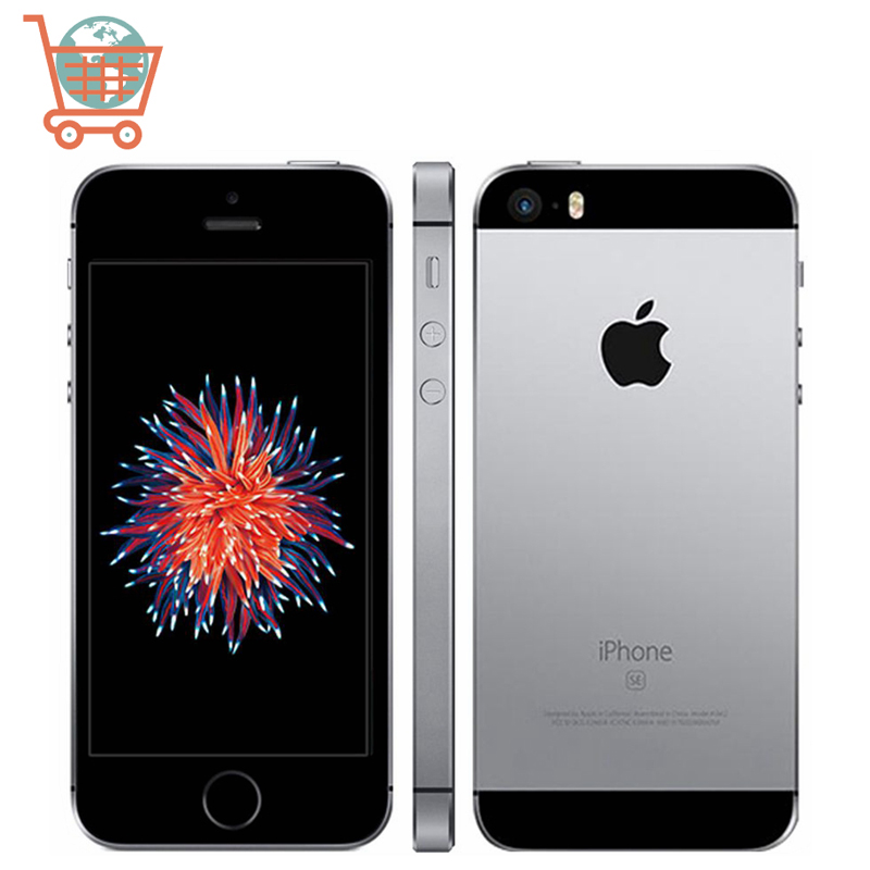 Apple A9 iPhone SE A1723/A1662 16GB WCDMA/LTE/GSM Nfc Screen Slider Dual Core Fingerprint Recognition title=