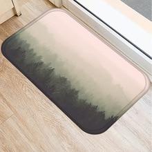 클래식 트리 코스터 그릇 매트 플레이스 매트 내열성 테이블 매트 커피 테이블 장식 홈 침실 주방 바닥 매트 40x60cm.