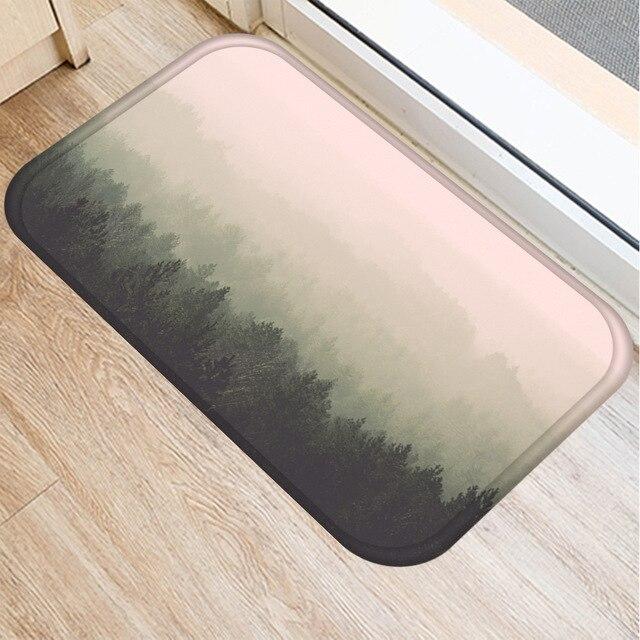 คลาสสิกTree CoasterชามPlacematทนความร้อนตารางกาแฟตารางตกแต่งห้องครัวหน้าแรกห้องนอนชั้น40X60ซม.