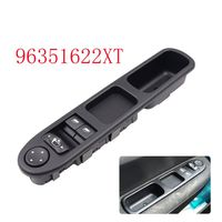 Front Left Driver Side Power Master Control Window Switch for Peugeot 307 2000-2005 96351622XT 6554.E4