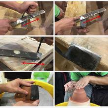 Острый нож инструменты для керамики ремесла доска ремонта керамическая