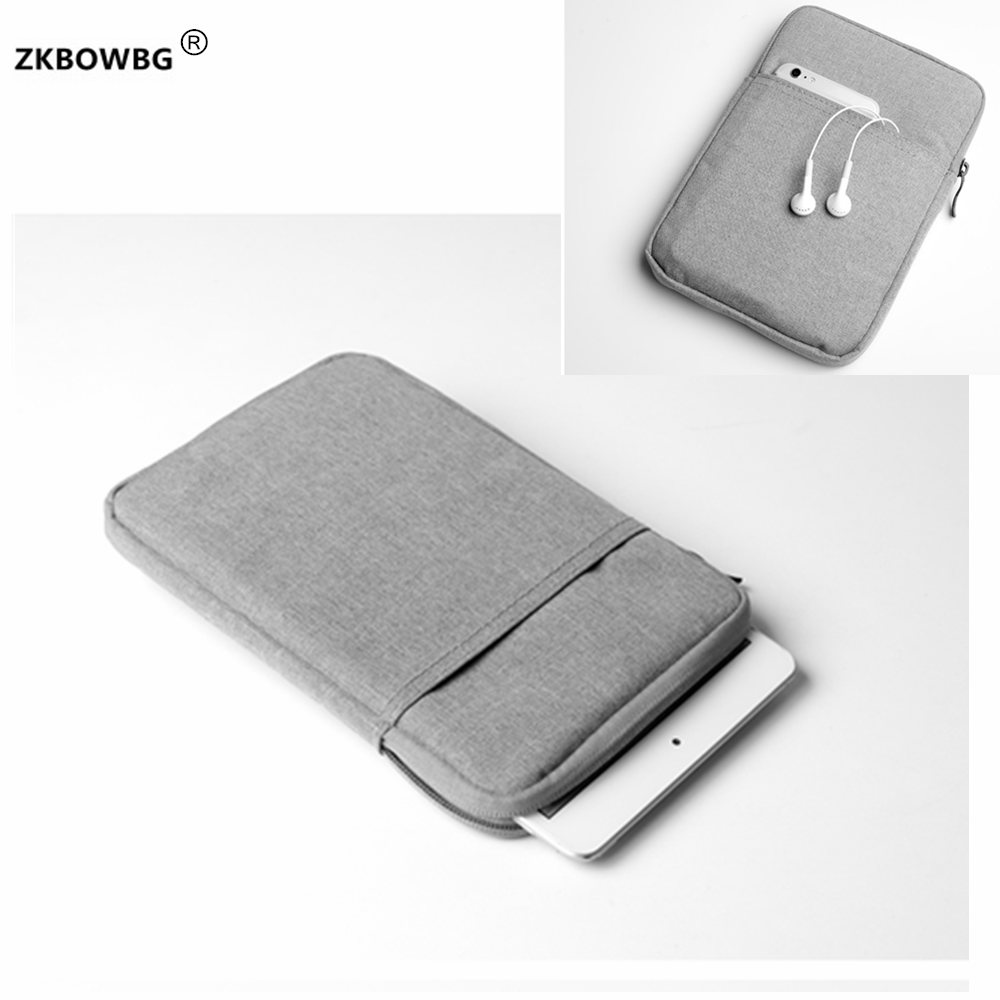 Sleeve Pouch Universal <font><b>Case</b></font> For <font><b>Samsung</b></font> <font><b>Galaxy</b></font> <font><b>Tab</b></font> S6 <font><b>10.5</b></font> SM-T860 T865 2019 <font><b>10.5</b></font>