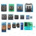 TL866II плюс 16 адаптеров программист розетки для TL866ii Плюс/TL866A/TL866CS QFP32-28 V1.8 NAND и ни чипов