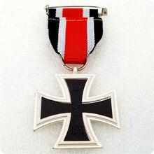 חדש גרמניה 1870 ברזל צלב 2nd Class צרפת פרוסיה מלחמת 1870 ברזל צלב EK2 פרוסיה צבאי מדליית