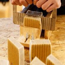 Регулируемый нож для мыла, деревянная коробка, многофункциональный инструмент для резки и конирования, строгальный инструмент для ручной р...