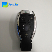 3 Button 434 MHz Smart Keyless go Proximity Remote Control Key Virgin Blank for Mercedes Benz FBS4 System