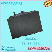 Высокое качество SN03XL Аккумулятор для ноутбука HP EliteBook 820 G3 725 G3 батарея