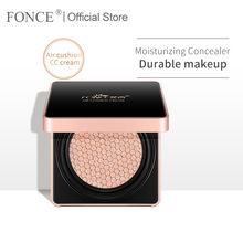 Korean cosmetics Air Cushion BB&CC Cream Foundation Wet Powder Concealer Whitening Brighten Waterproof Beauty Makeup 15g