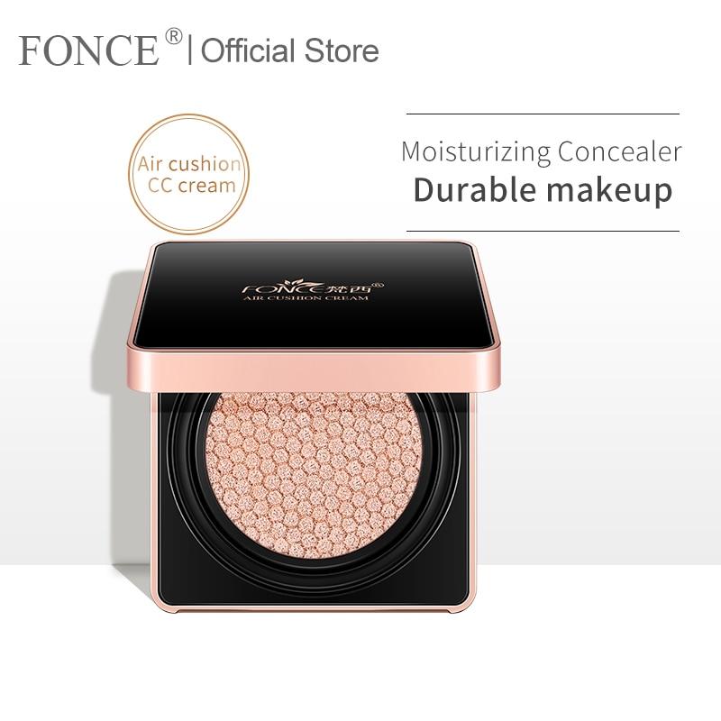 Korean kosmetik Air Kissen BB & CC Creme Grundlage Nass Pulver Concealer Bleaching Erhellen Wasserdicht Schönheit Make-Up 15g