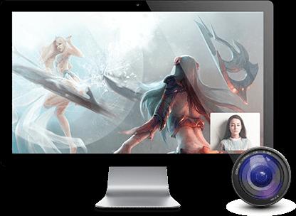EV录屏:免费超清录屏软件,无水印、无时间限制、主播直播时必备软件插图3