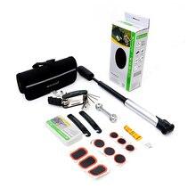 HOT  Sale Portable Bicycle Tool Capsule Boxes Bottle Bags Repair Tools Kit Set Tire Kits Bike Sets
