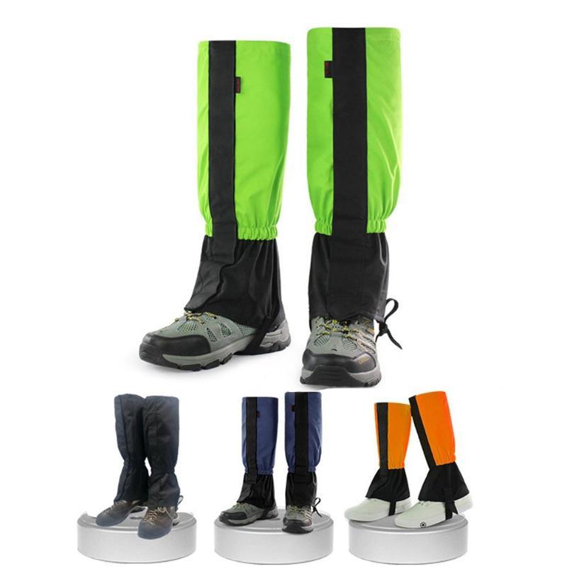 Unisex Waterproof Legging Gaiter Leg Cover Camping Hiking Ski Boot Travel Shoe Snow Hunting Climbing Gaiters Windproof| |   - AliExpress