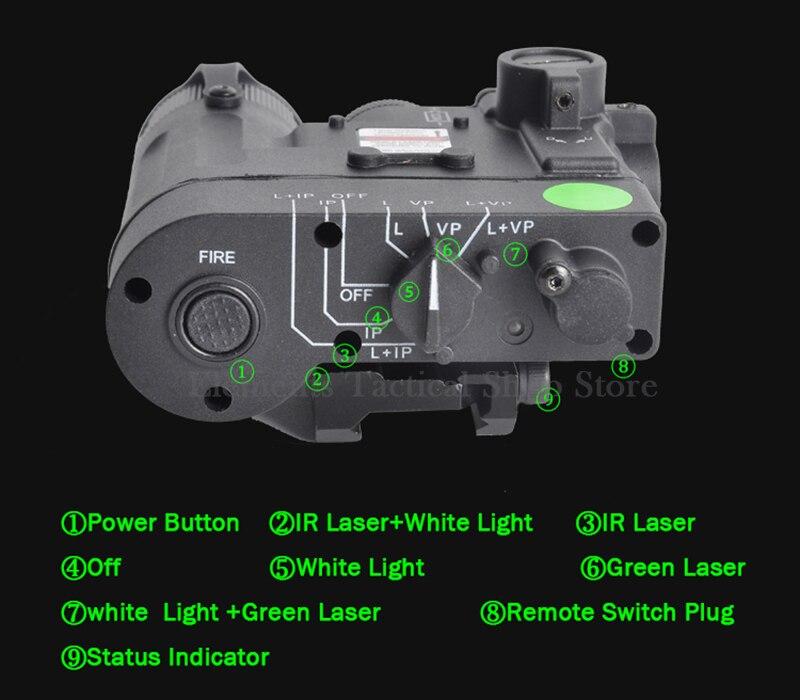 armas arma lanterna dbal ex454