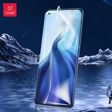 Full Edge Coverage Hydrogel Film For Xiaom Mi 11 Ultra Mi 11 Pro Screen Protector,Thin&Soft HD Gel Front Film For Mi 11 Ultra