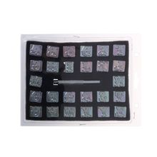 26x Steel Alphabet Letter Stamp Punch Set DIY Leather Crafts Metal Punching Tool
