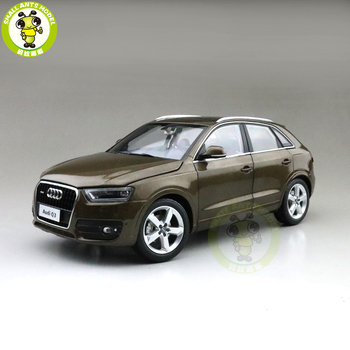 1/18 Q3 Diecast Model Metal Toys Car SUV Girls Boys Gifts image