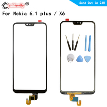For Nokia 6.1 plus / X6 Touch Screen Panel Replacement Digit