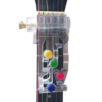 Klasyczna pomoc dydaktyczna System uczenia się gitary pomoc dydaktyczna akcesoria do nauki gitary tanie i dobre opinie UZZDSS CN (pochodzenie) Procesory efektów Classical Teaching Aid Guitar