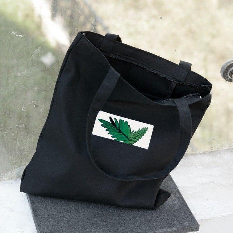 Women's Canvas Bag Large Capacity Woman Fabric Cloth Tote Shopping Bag Ladies Shopper Shouder Bags Handbags Casual Beach Bag