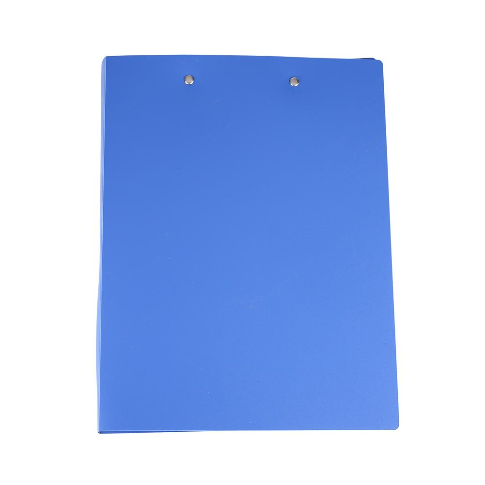 Storage Blue A4 Office Office Document Pocket Folder PP Files PP Paper