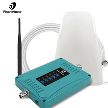цена на cellular amplifier 800+900+1800+2100+2600 2G GSM 3G UMTS 4G LTE Five Band 20/8/7/3/1 Booster Cell Phone Signal Booster Repeater