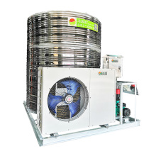 Supply of commercial air energy water heater integrated machine air source heat pump hotel large site 3/5/10P