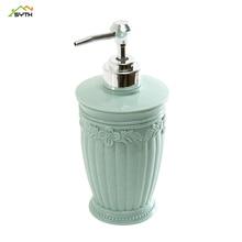 European-style carved shower gel bottled hand sanitizer bottle shampoo empty pressed lotion