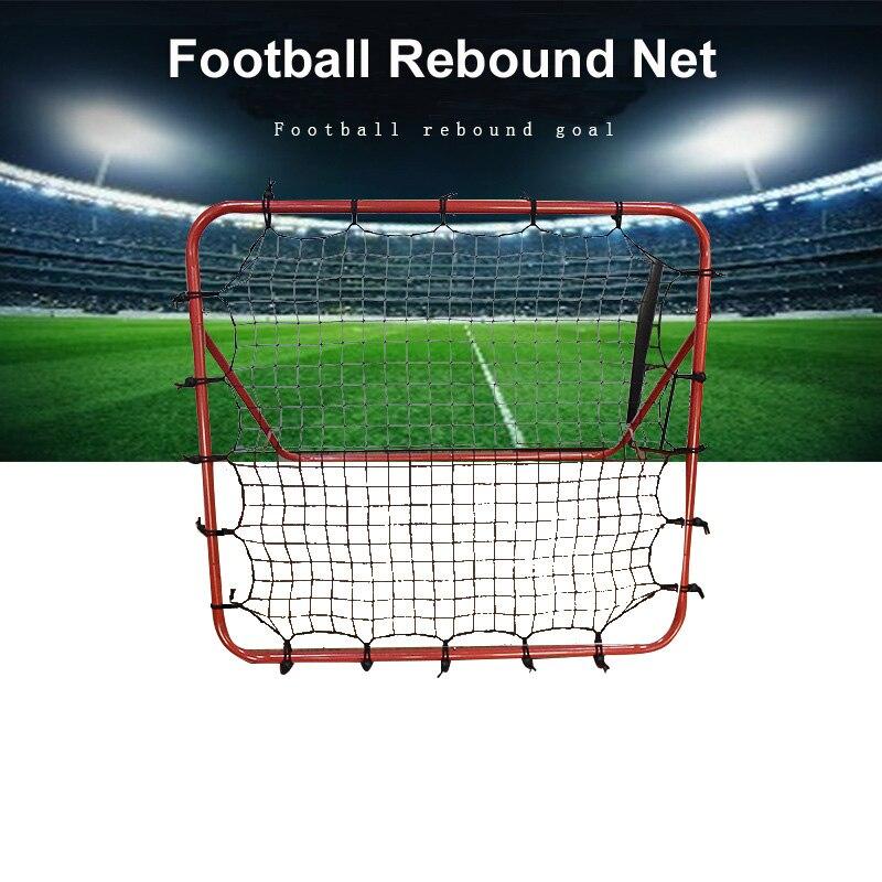 Football Rebound Net Training Net Rebound Net Hockey Rebound Door Strong Security Soccer Football Training Equipment