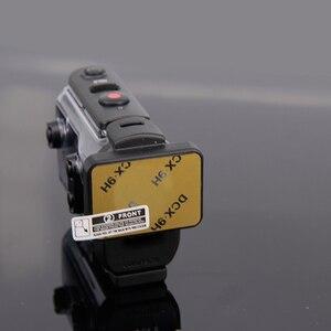 Image 3 - Lente trasparente Della Pellicola Della Protezione Per AKA MCP1 MPK UWH1 Per sony action cam HDR AS300r AS50v FDR X3000R accessori