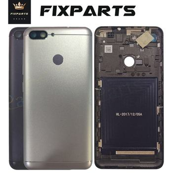 5.7 For Asus ZB570TL Battery Cover Back Housing X018D X018DC Rear Door Case For ASUS Zenfone Max Plus ZB570TL Battery Cover orignal asus c11p1611 battery for asus zenfone 3 max zc520tl zb570tl x018dc 4030mah