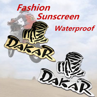 sticker motorcycle 1 set Dakar Rally Car Window Truck mercedes SUV Bumper Auto Door Motorcycle Tool Box Notebook Laptop Sticker Funny Decal (3)