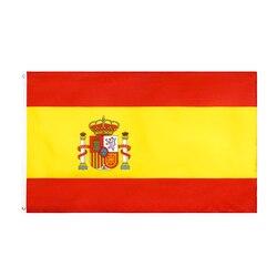 Flaglink 3x5fts 90*150cm esp es espana spainish espanha bandeira
