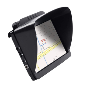 1 Pcs Car GPS Sun Shade Visor Cover Durable for Garmin Nuvi 5 Inch GPS Navigation B88(China)