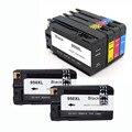 Совместимый чернильный картридж 6 значений для HP950 XL 950XL 951 951XL officejet Pro 8600 8100 8610 8620 принтер N911g N911a