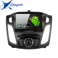 9 inch IPS Screen Android Car Multimedia For Focus 2012 2013 2014 2015 2016 2017 2018 Auto Radio DVD GPS PX6 RK3399 Hexa core