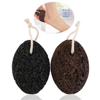 PIXNOR 2 sztuk ziemi lawa pumeksowy kamień usunąć martwa skóra stóp SPA tanie i dobre opinie Other CN (pochodzenie)