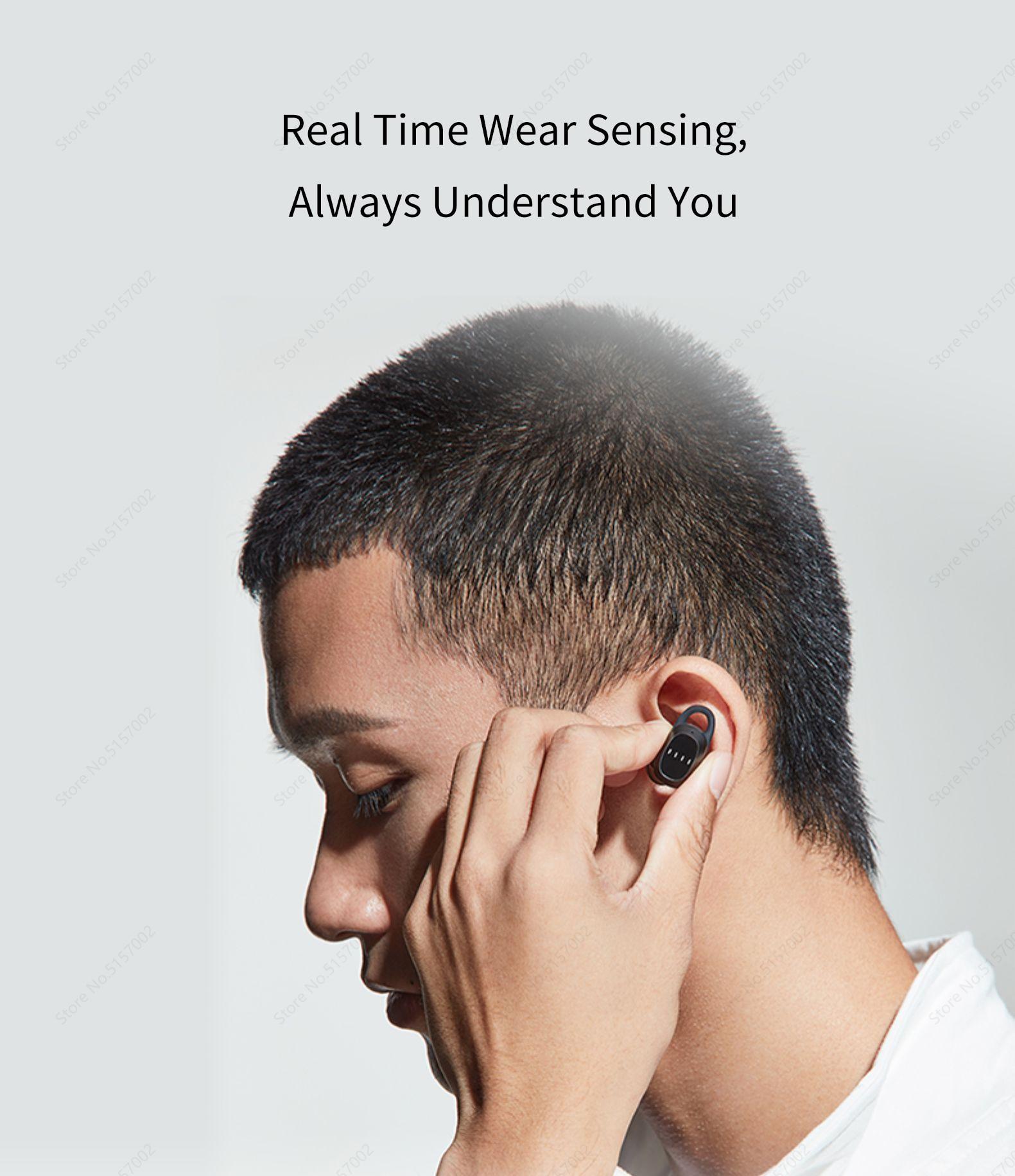 de ouvido bluetooth 5.2 fones de ouvido esportes