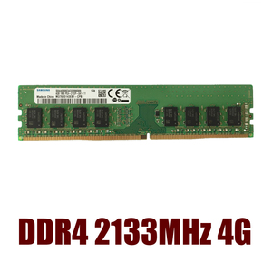 Image 2 - New Samsung DDR4 RAM 4GB 8GB 16GB PC4 2133MHz 2666MHz PC4 19200/21300 8g 16g memory module One Year Warranty Desktop RAM