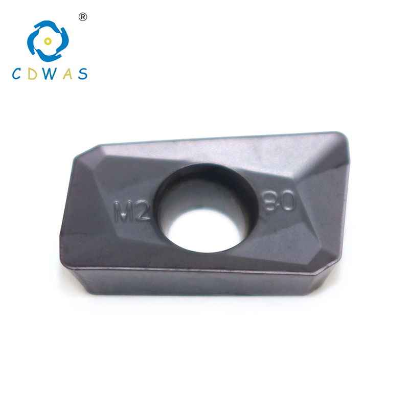 APMT1604PDER-H08 CNC TOOL Carbide Milling insert For stainless steel and steel