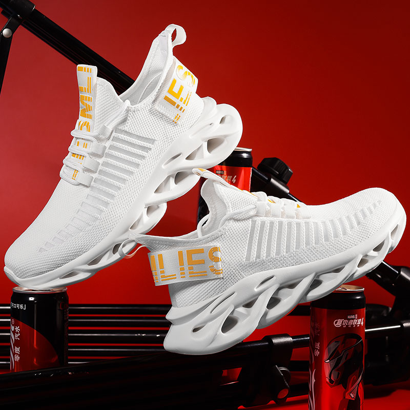 Men Brand Running Shoes Comfortable Sports Outdoor Sneakers Male Athletic Breathable Footwear Zapatillas Walking Jogging Shoes