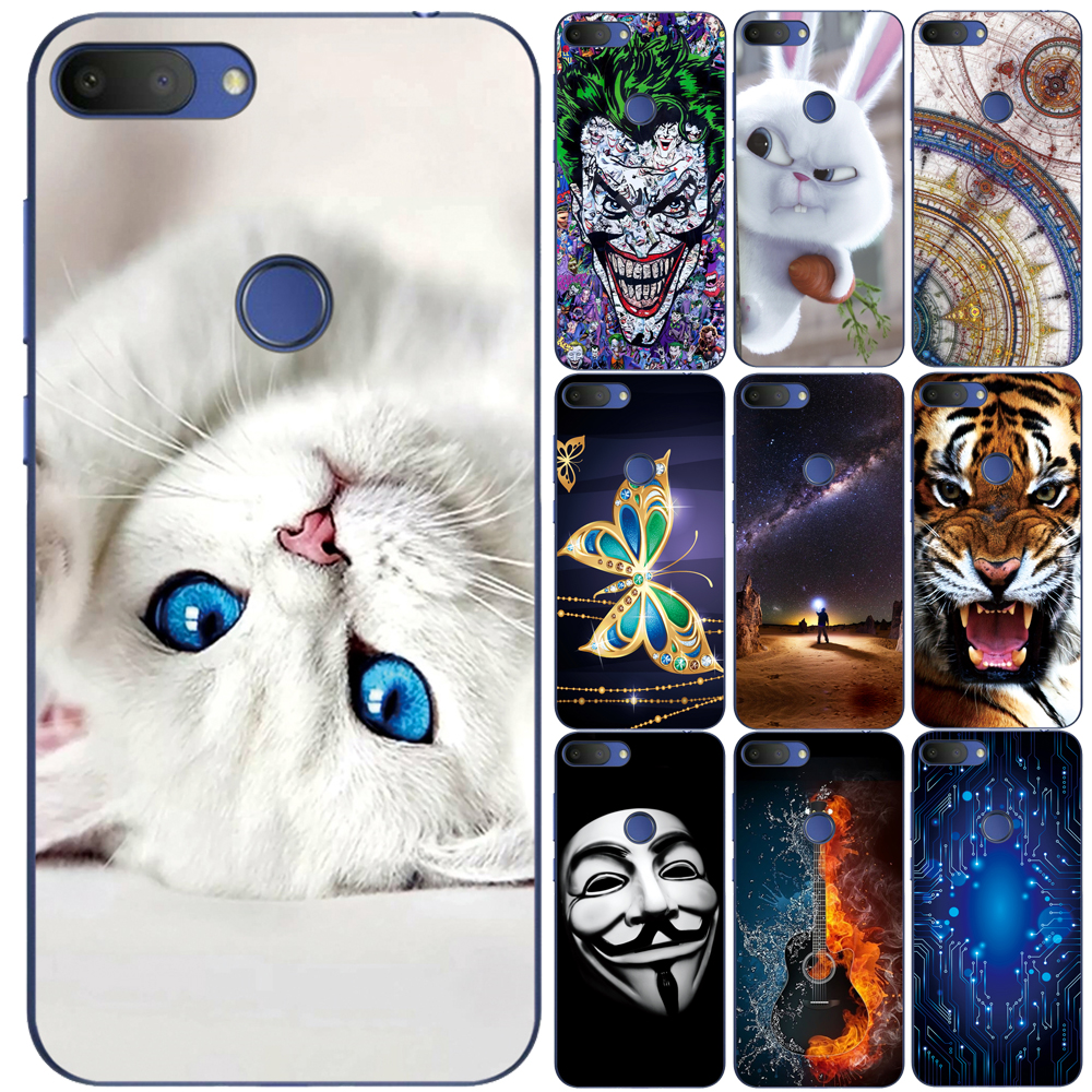 GUCOON Silicone Cover For Alcatel 1S 5024D 2019 Case Soft TPU Protective Phone Back Case Bumper Shell