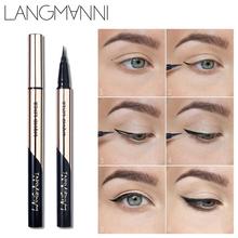 Langmanni eyeliner magnetyczny eyeliner eyeliner stempel eyeliner płynny eyeliner długotrwały eyeliner konturówka wodoodporna TSLM1 tanie tanio Ołówek Długotrwała Łatwe do noszenia Szybkie szybkie suche Naturalne CHINA ------ 1Pcs Eyeliner pencil All skin types