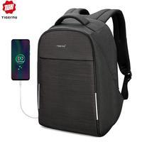 Tigernu 15.6 inch anti theft laotop backpack waterproof bagpack male casual backpack schoolbag