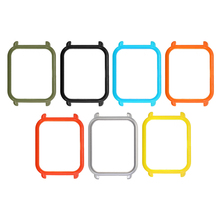 Color Youth Smart Watch PC Protective Cover For Huami Amazfit Bip BIT Frame Shell Smart Watch For Xiaomi Huami Amazfit Bip BIT mijobs 20mm silicone wrist strap protective case cover plastic pc shell for huami xiaomi amazfit bip bit pace lite smart watch