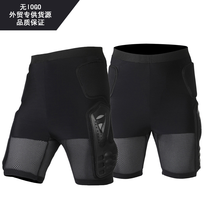 Motorcycle Off-road Armor Shorts Riding Clothes Anti-collision Shorts Limit Sports Race Car Shatter-resistant Safe Protective Cl