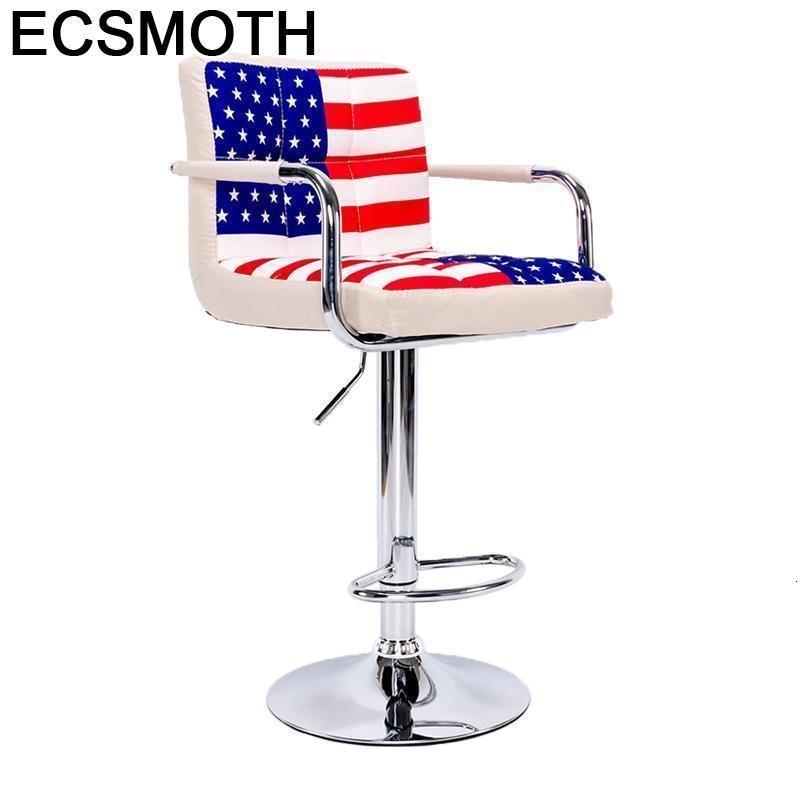 Sedia Hokery Stuhl Sandalyesi Todos Tipos Stoel Banqueta Ikayaa Leather Stool Modern Tabouret De Moderne Silla Bar Chair