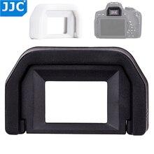 JJC كاميرا فنجان العين لكانون EOS 250D 77D 100D 200D 1100D 650D 600D 550D 500D 1200D 760D 750D T5i T6i T6s يستبدل كانون Ef