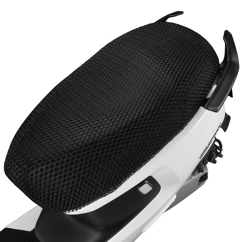 Cushion Scooter-Seat-Covers Motorbike Yamaha Suzuki Summer 3d Mesh Cool for Sun-Proof title=