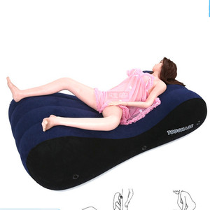 Sex Sofa Inflatable Pillow Chair with Electric Pump Adult Sexy Love Positions Support Furniture Bed Games Sofas for Couples